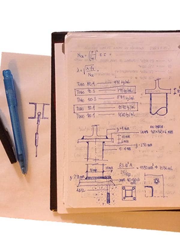 Calculista estructuras