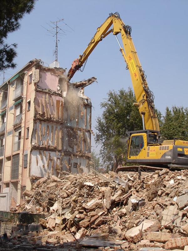 Proyecto demolicion